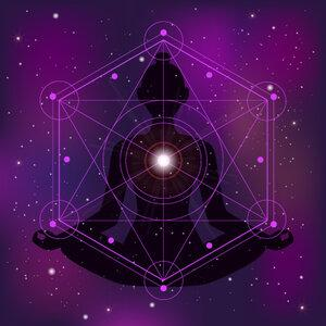 Geometrie sacree chakra